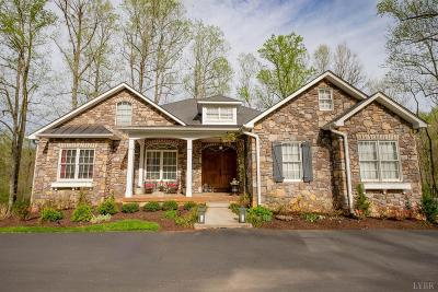 Forest Single Family Home For Sale: 1635 Riley Run Road