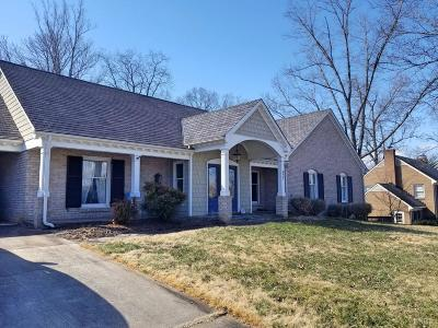 Lynchburg County Single Family Home For Sale: 4721 Heritage Drive
