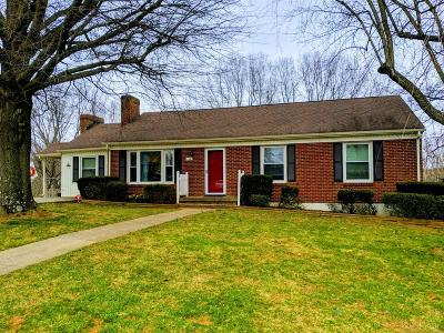 Lynchburg County Single Family Home For Sale: 112 Berkshire Place