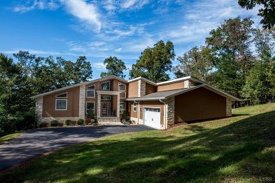 Campbell County Single Family Home For Sale: 155 Indigo Run