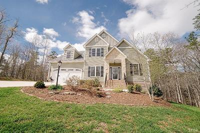 Forest Single Family Home For Sale: 1231 Destiny Lane
