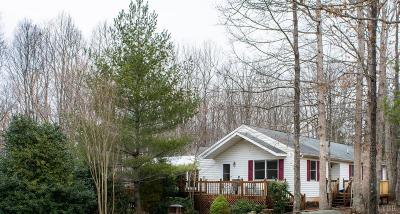 Concord Single Family Home For Sale: 749 Porter House Road