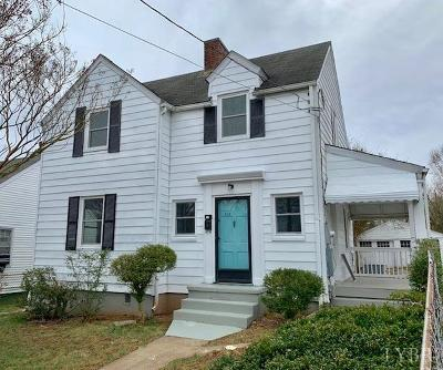 Lynchburg County Single Family Home For Sale: 515 Orchard St.