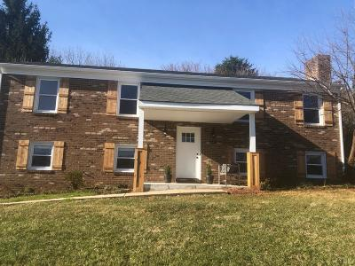 Bedford County Single Family Home For Sale: 106 Maple Hills Dr.