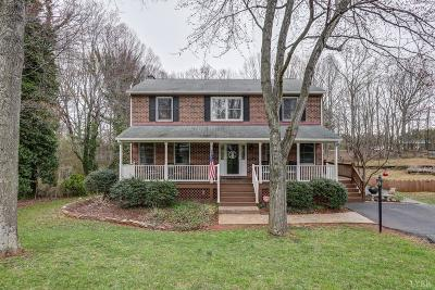 Forest VA Single Family Home For Sale: $295,000