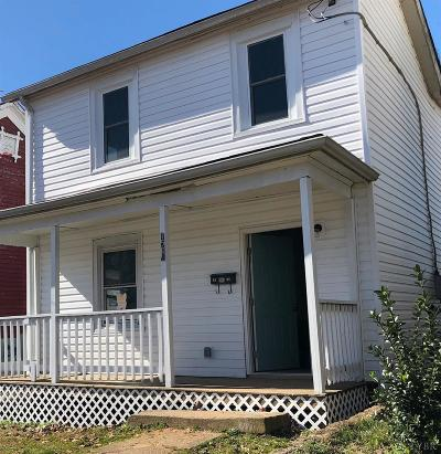 Lynchburg County Single Family Home For Sale: 1509 Taylor Street