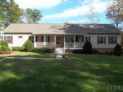 Concord Single Family Home For Sale: 947 Angus Road