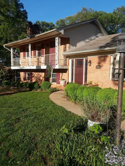 Campbell County Single Family Home For Sale: 93 Oak Trl