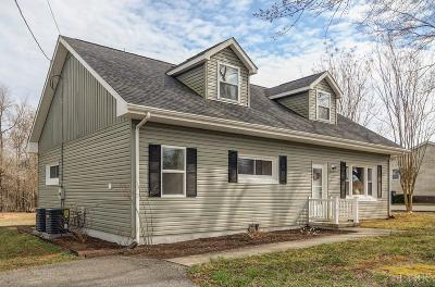 Bedford Single Family Home For Sale: 1516 Clearview Road