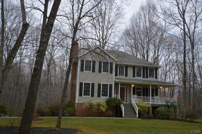 Forest VA Single Family Home For Sale: $294,500