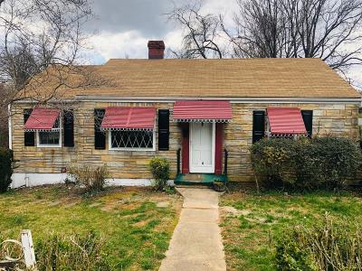 Lynchburg County Single Family Home For Sale: 1505 Wise Street