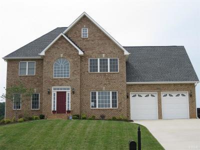 Forest Single Family Home For Sale: 1184 Farmington Drive