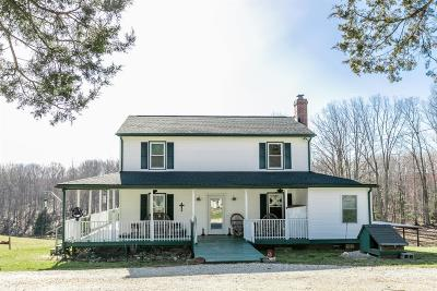 Single Family Home For Sale: 3036 Old Grist Mill Road