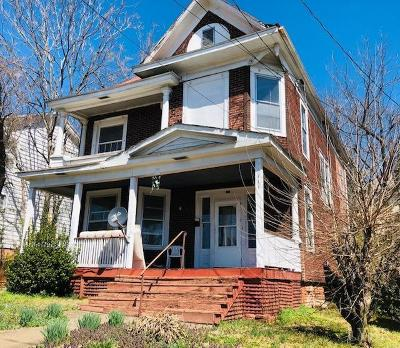 Lynchburg Single Family Home For Sale: 808 Rivermont Avenue