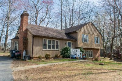 Bedford County Single Family Home For Sale: 1004 Oxford Point Rd