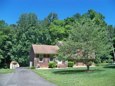 Campbell County Single Family Home For Sale: 237 Juniper Drive