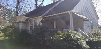 Bedford County Single Family Home For Sale: 3648 Peaks Road