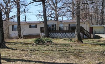 Bedford County Single Family Home For Sale: 1084 Treasure Lane