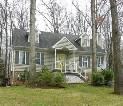 Bedford County Single Family Home For Sale: 602 Jefferson Woods Drive