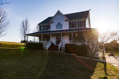 Bedford County Single Family Home For Sale: 2820 Bells Mill