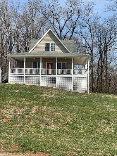 Bedford County Single Family Home For Sale: 1079 Elk Lake Lane
