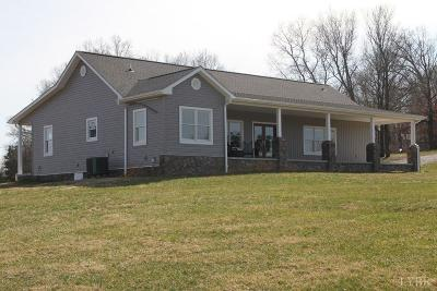 Bedford County Single Family Home For Sale: 3372 Virginia Byway
