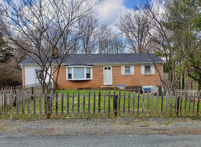 Madison Heights VA Single Family Home For Sale: $164,900