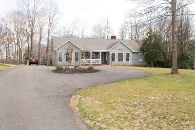 Lynchburg Single Family Home For Sale: 2724 Hurdle Hill