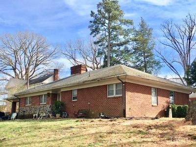 Campbell County Single Family Home For Sale: 303 Cook Avenue