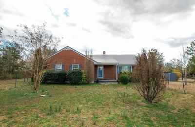 Campbell County Single Family Home For Sale: 100 Lily Lane