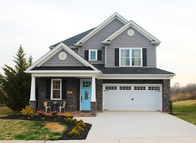 Lynchburg Single Family Home For Sale: 208 Ridgeline Lane