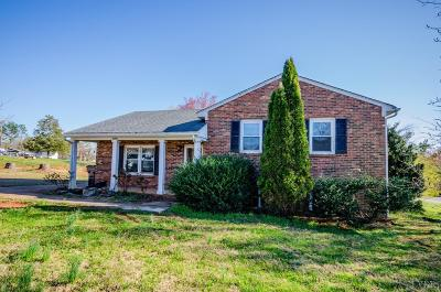 Madison Heights VA Single Family Home For Sale: $106,400