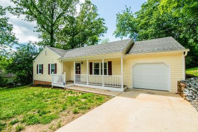 Bedford County Single Family Home For Sale: 1940 Hawkins Mill Road