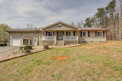 Campbell County Single Family Home For Sale: 3865 Long Island Road