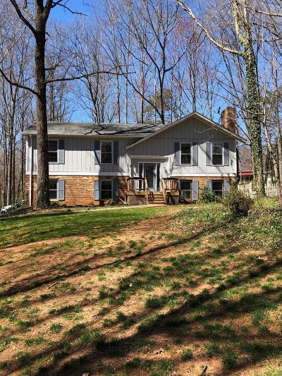Campbell County Single Family Home For Sale: 181 Burr Oak Drive