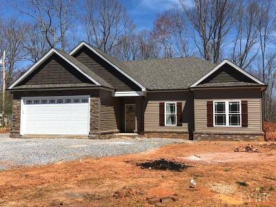 Forest Single Family Home For Sale: 1 Gladden Circle