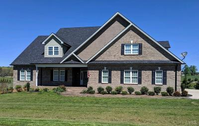Forest Single Family Home For Sale: 1695 Colby Drive