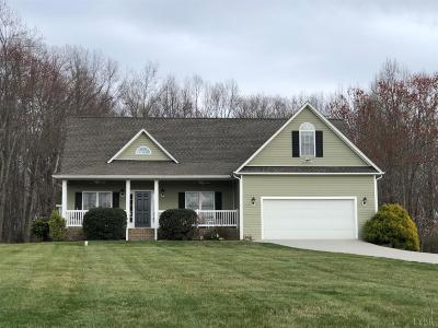 Forest Single Family Home For Sale: 1270 Brandon Court