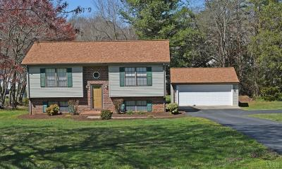 Forest Single Family Home For Sale: 61 Royal Court