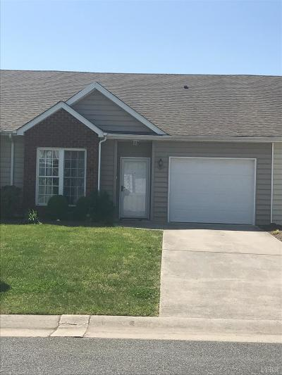 Campbell County Condo/Townhouse For Sale: 32 Shore Line Drive