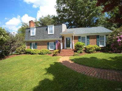 Bedford County Single Family Home For Sale: 104 Warwick