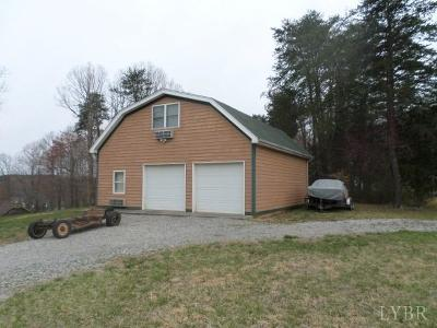Bedford County Single Family Home For Sale: 1 Park Shore Circle