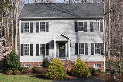 Lynchburg Single Family Home For Sale: 5116 Wedgewood Road