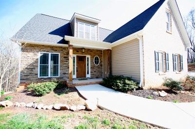Lynchburg Single Family Home For Sale: 104 Mill Lane Road