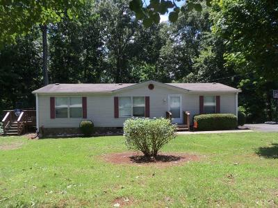 Madison Heights Single Family Home For Sale: 518 Monacan Park Road