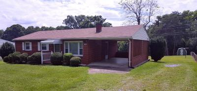 Madison Heights Single Family Home For Sale: 206 Liggon Road