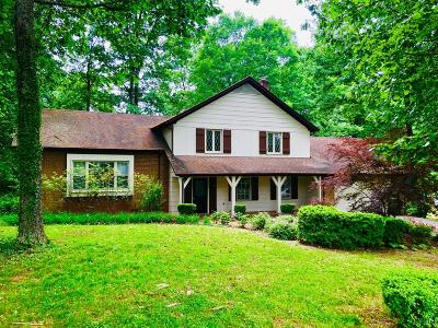 Forest Single Family Home For Sale: 503 Ramblewood Road