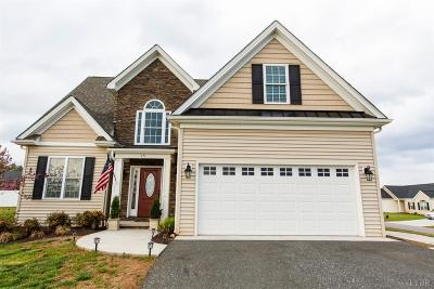 Evington VA Single Family Home For Sale: $269,900