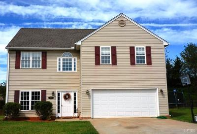 Bedford County Single Family Home For Sale: 1169 Hupps Hill Lane