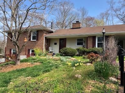 Lynchburg Single Family Home For Sale: 3634 E Woodside Avenue